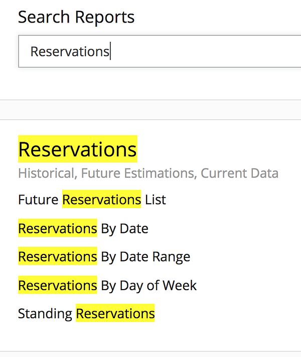 Explore your scheduling needs by reservation.