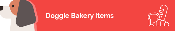Doggie bakery items provide tasty treats for your pet business merchandise customers.