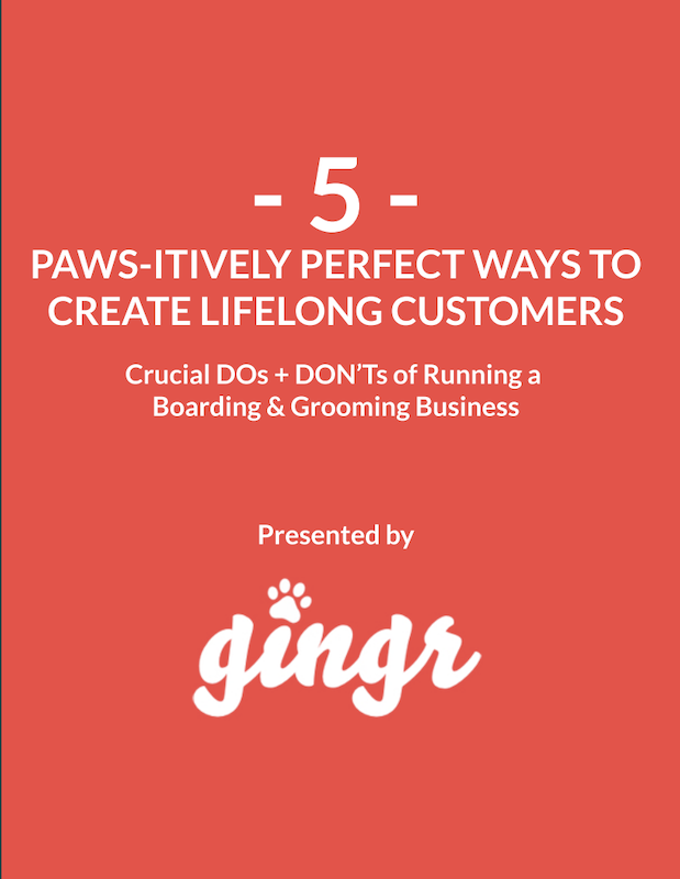 Our free ebook teaches best practices for running a successful pet-care business.